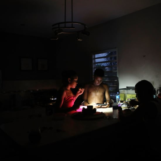 Puerto Rico Blackout April 2018