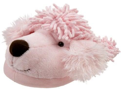 Fuzzy Friends Women's Poodle Slipper ($18)