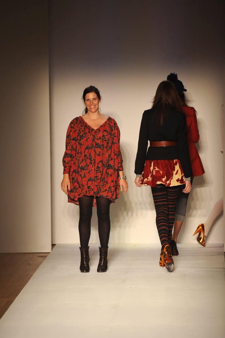Karen Walker Fall 2008 Fashion Show
