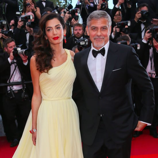 George Clooney Talking About His Twin Children 2017