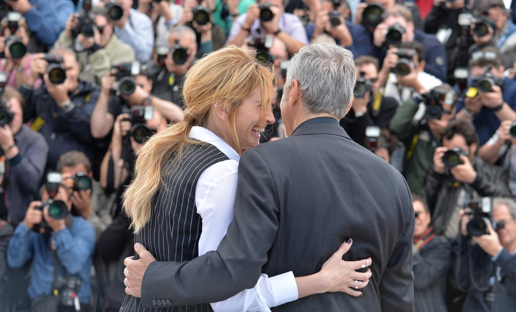 Julia Roberts and George Clooney Friendship Pictures