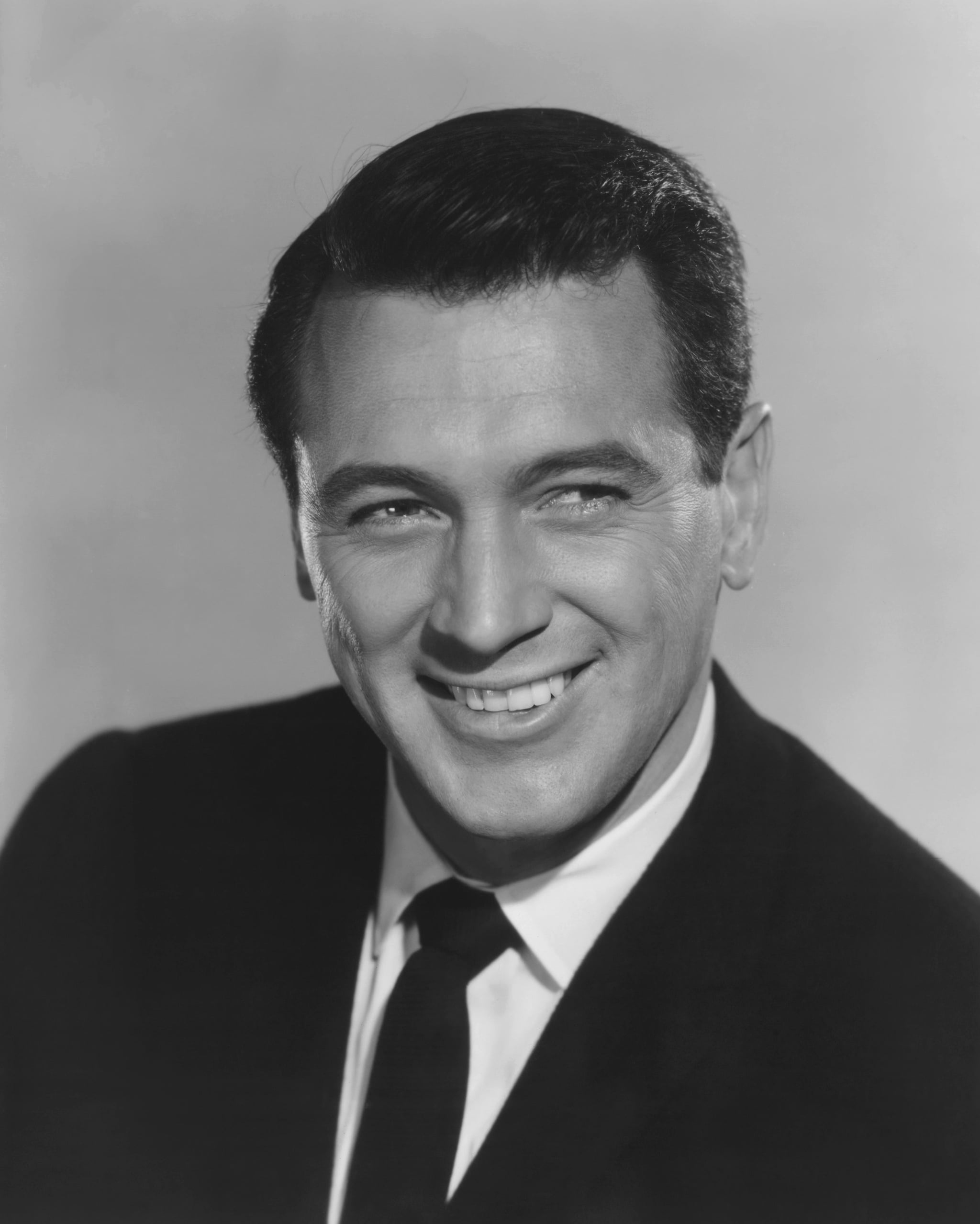 Movies Tv Music Hollywood Rock Hudson Really Did Have To Get His Teeth Fixed Here Are The Results Popsugar Entertainment Photo 7