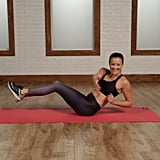 5 Minutes to a Flat Belly With No Crunches!