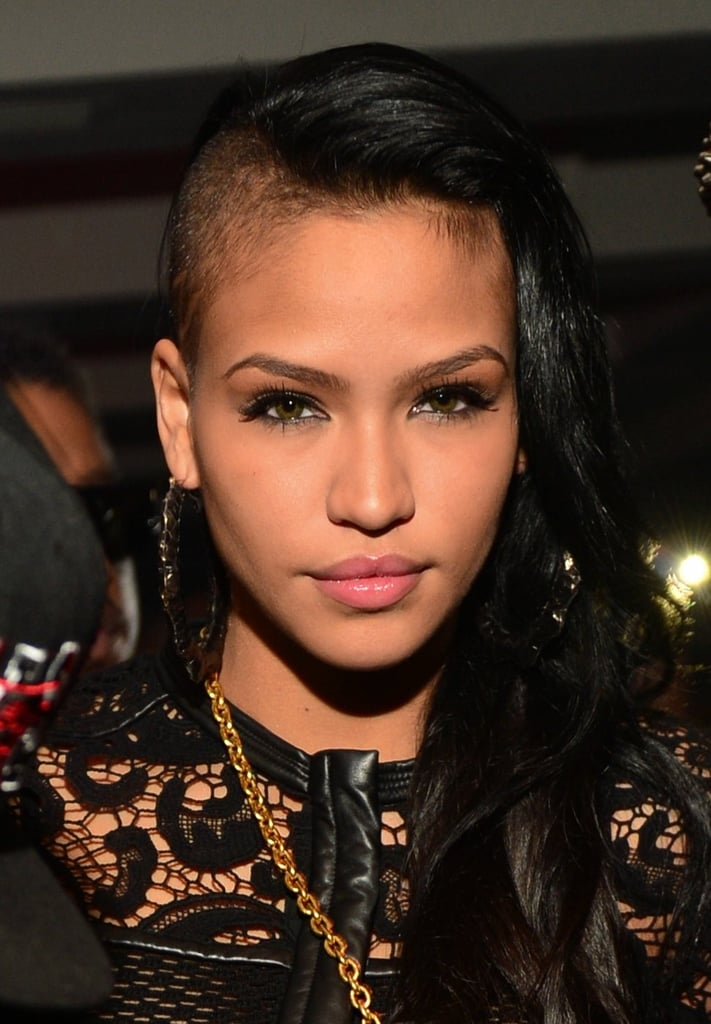 Cassie Ventura May Have A Sweet Facade But Her Look Is Pure Punk