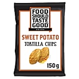 Food Should Taste Good Gluten Free Sweet Potato Tortilla Chips