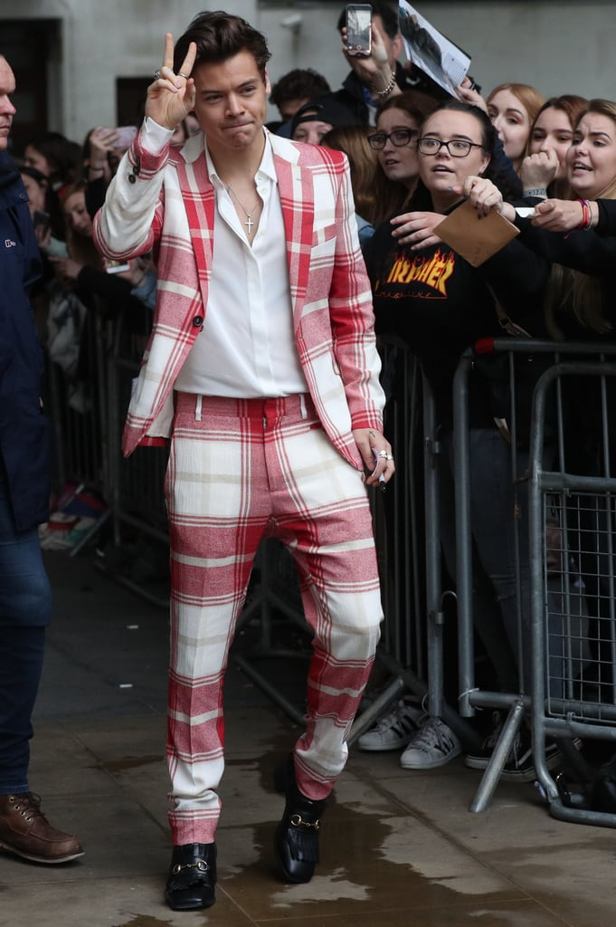 11 Suits We Would Wear Right Out of Harry Styles's Dry-Cleaning Basket