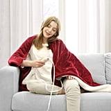 WAPANEUS Electric Heated Blanket