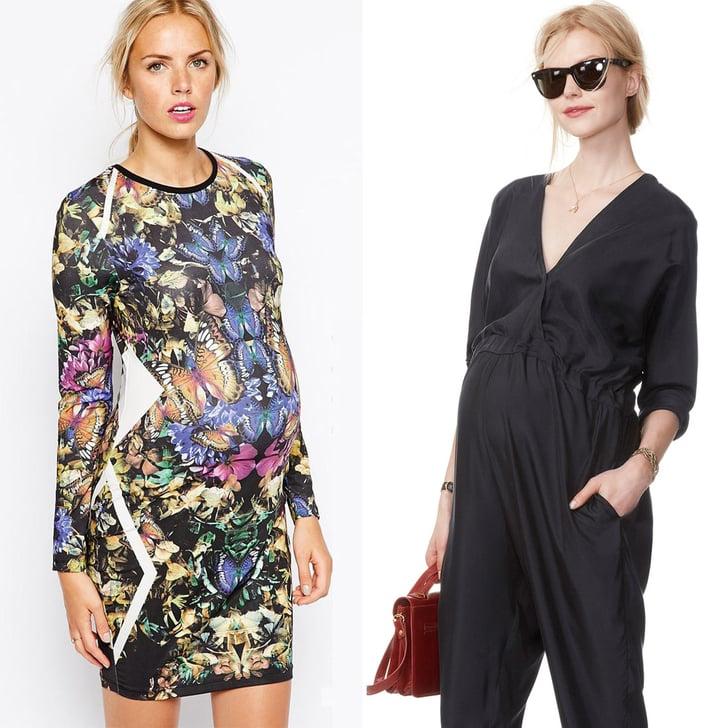 Stylish Maternity Clothes Shopping Popsugar Fashion