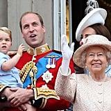 Prince George, 2015