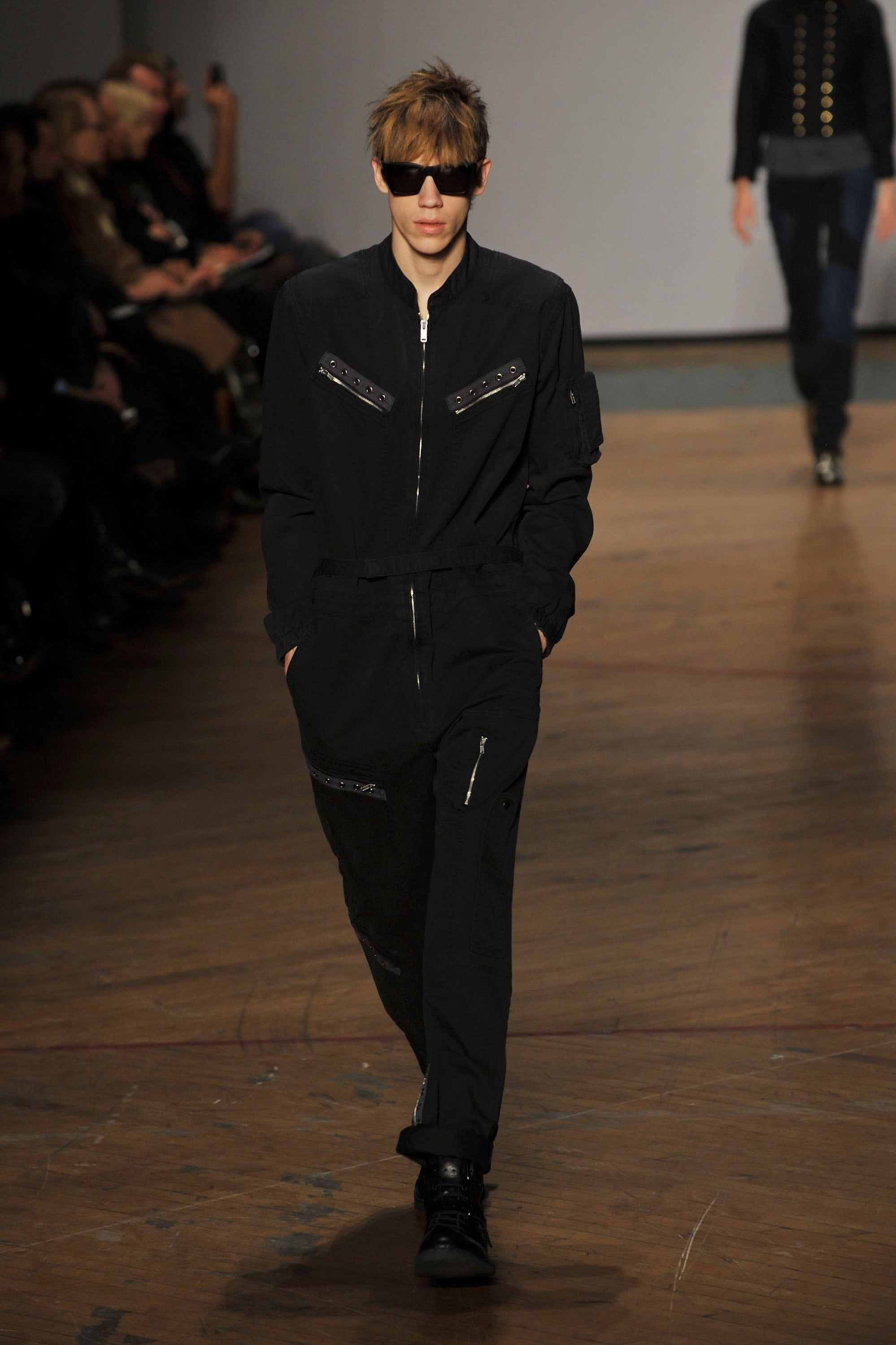 2010 Fall New York Fashion Week: Marc by Marc Jacobs