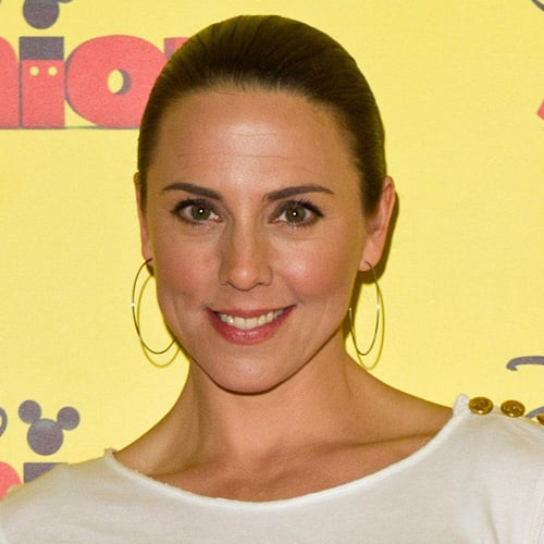 Sleek and chic was the order of the day for Mel C in 2011.