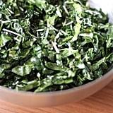 Healthy Kale Caesar Salad