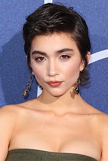 Rowan Blanchard With Long Hair