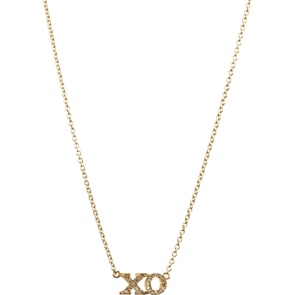 This casual luxe Jennifer Meyer diamond XO necklace ($1,500) will surely remind your mom how much you love her every day.