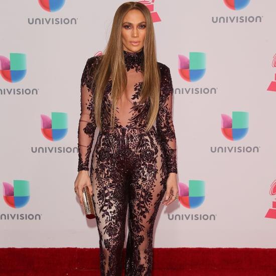 Jennifer Lopez Sexy Jumpsuits
