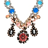 We love the baroque, decadent feel of this ASOS Cameo Premium Statement Stone Necklace ($147).