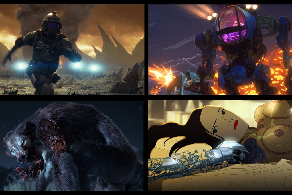 Love, Death And Robots Detail: New Movies And TV Shows On Netflix
