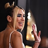 Dua Lipa's Nail Art at the 2020 Grammys