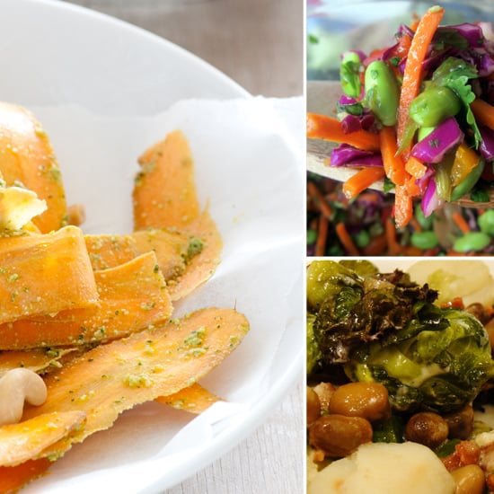 Protein-Filled Vegetarian Salad Recipes