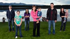 Sarah Palin's Children's Names