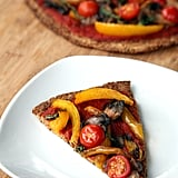 Low-Cal, Dairy-Free Cauliflower Pizza Crust