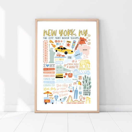 Cute Wall Art From Etsy