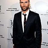 Adam Levine: The Rock-Star Beard