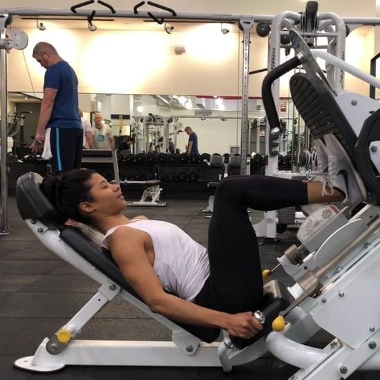 كيفيّة استخدام تمرين الضغط بالساق