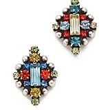 Dannijo Chuma Earrings ($195)