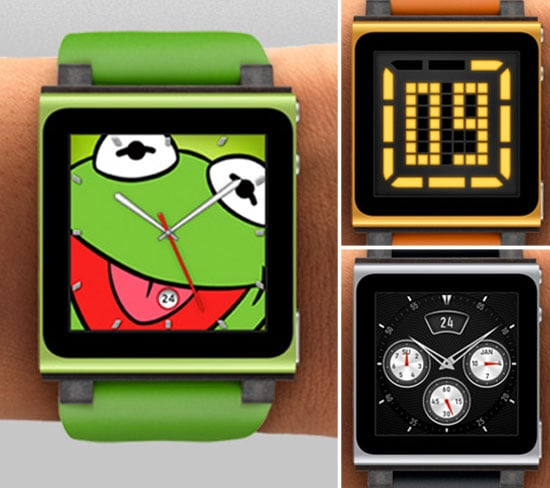 iPod Nano Watch Face Pictures | POPSUGAR Tech