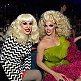 Katya Zamolodchikova and Alyssa Edwards at the 2019 MTV Movie and TV Awards