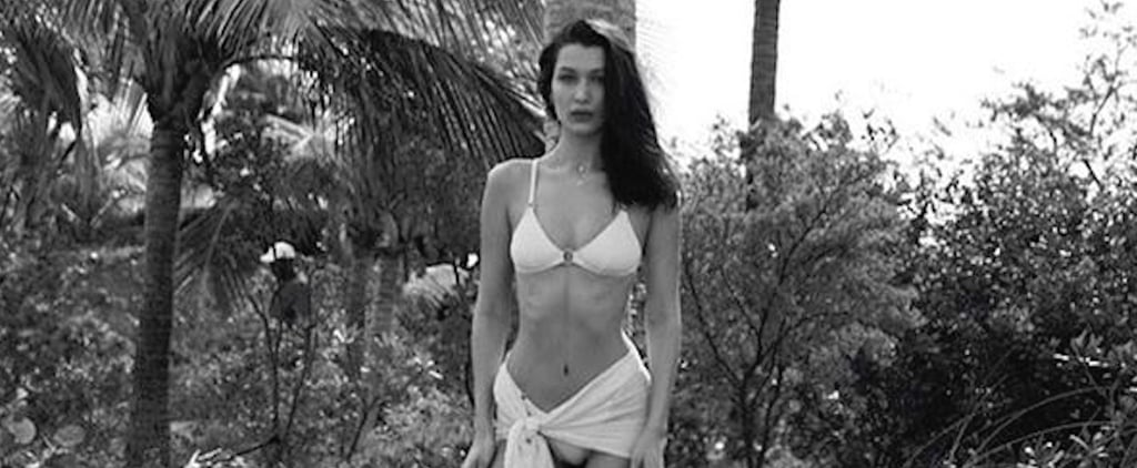 Bella Hadid's Bikini Pictures Are So Sexy They Should Be Illegal