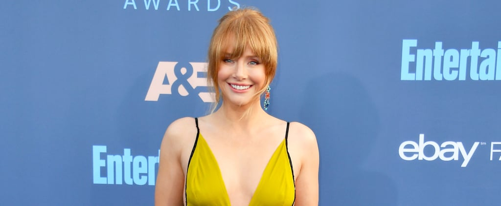Once You Find Out the Price of Bryce Dallas Howard's Dress, You'll Be Impressed