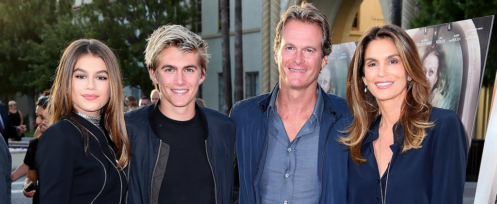 Cindy Crawford and Rande Gerber Turn Kaia's Acting Debut Into a Lovely Family Affair