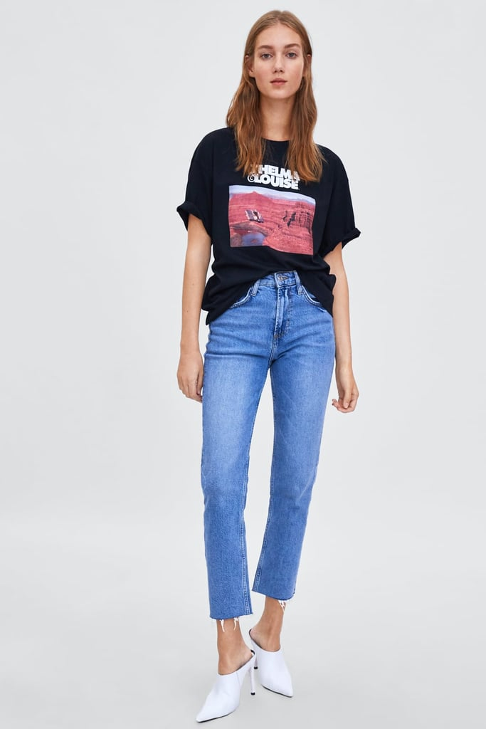 c09e137e19 Zara Thelma & Louise T-Shirt | Gifts For Girls With '90s Style ...
