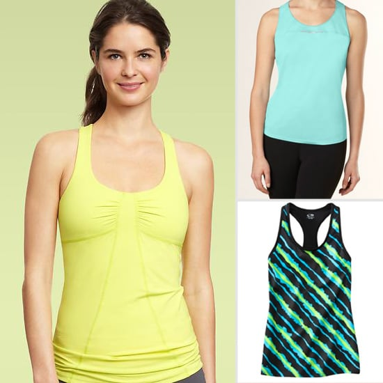 Bright, Lightweight Tanks to Beat the Summer Heat
