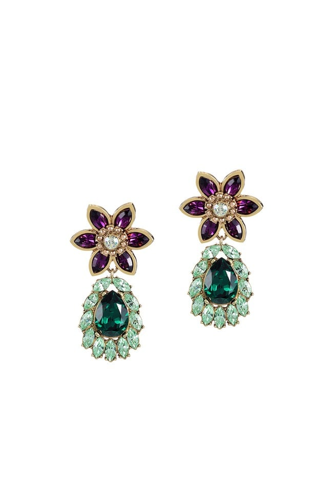 Otazu The Great Pacific Crystal Earrings ($242)