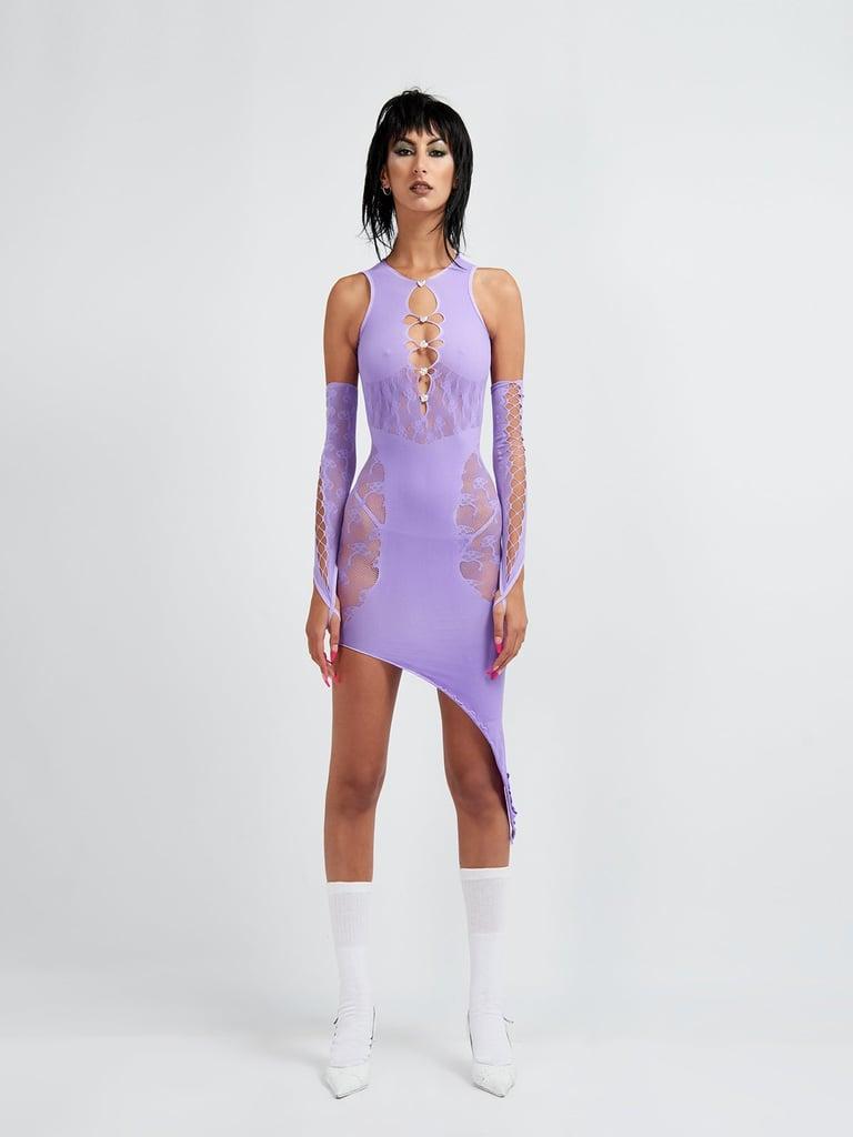 Poster Girl Carrie Dress