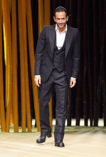 Marc Jacobs Trades In Skirts for High Heels at Louis Vuitton