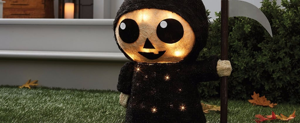 Target Proves It's Not Too Early to Start Buying Halloween Porch Decorations