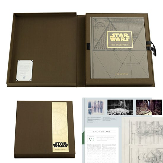 Star Wars The Blueprints Design CoffeeTable Books POPSUGAR