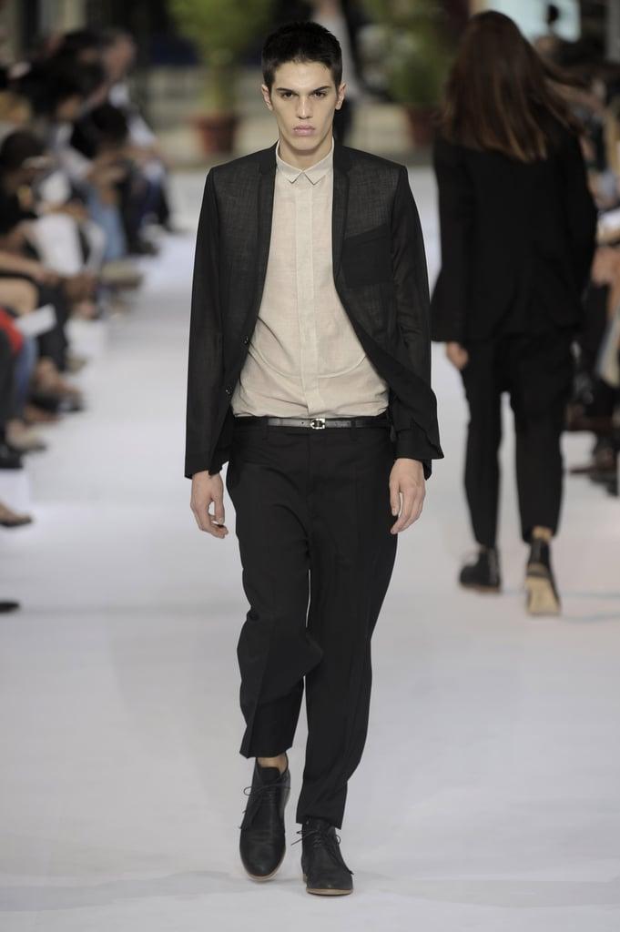 Paris: Dior Homme Men's Spring 2010