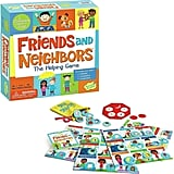 Friends and Neighbours: The Helping Game