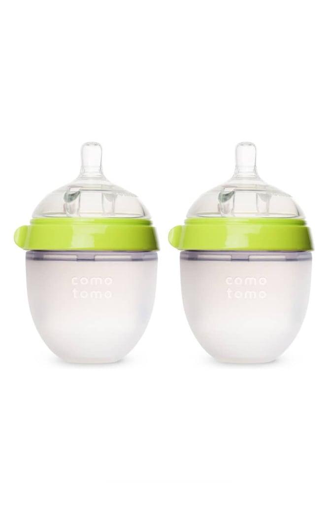 Comotomo Baby Slow Flow Bottles