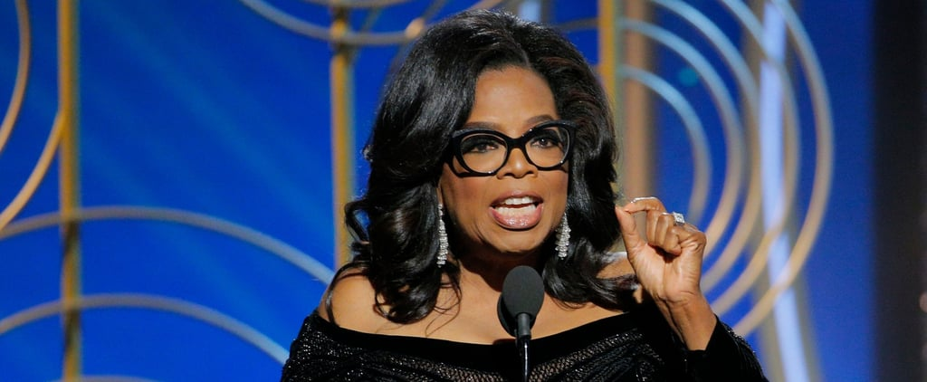 If You Only Watch 1 Golden Globes Speech, Please Let It Be Oprah's