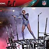 6. Lady Gaga's Super Bowl Halftime Performance