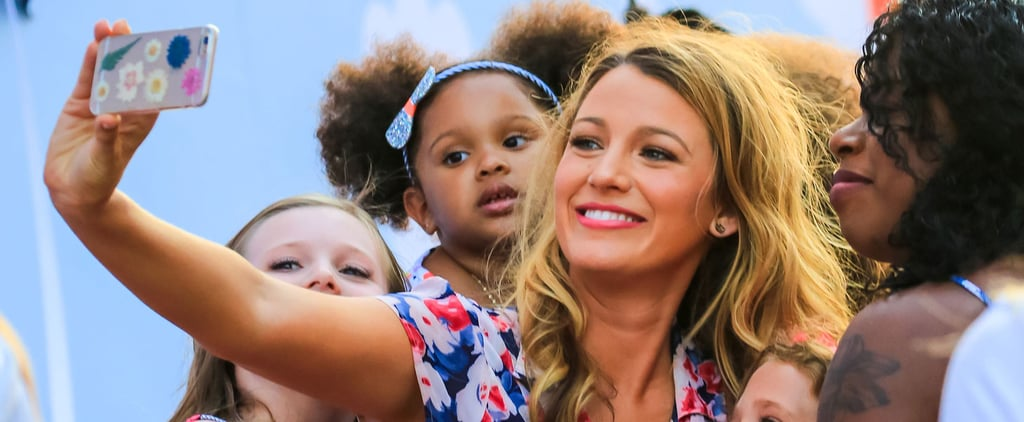 Blake Lively Mingled With More Kids Than Adults at a Target Bash in Brooklyn