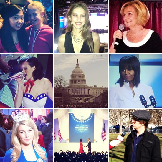 Our Inauguration Instagram Diary