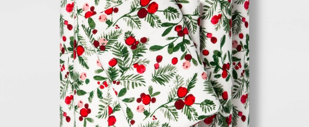 The Cutest and Coziest Christmas Flannel Sheets