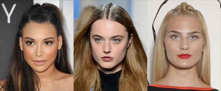 Introducing the Latest Braid Craze: The Centre Plait